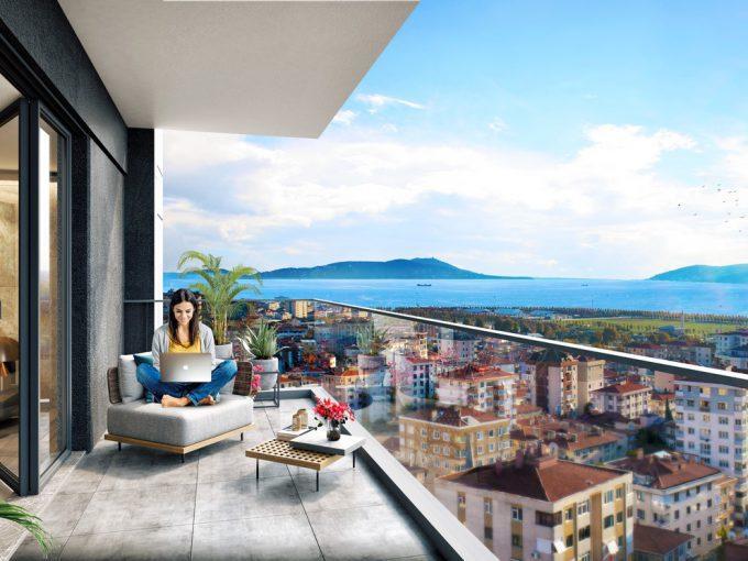 پروژه مسا جاده خریدو فروش ملک و خانه در استانبول