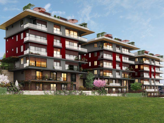 پروژه CIHANNUMA خریدو فروش ملک و خانه در استانبول