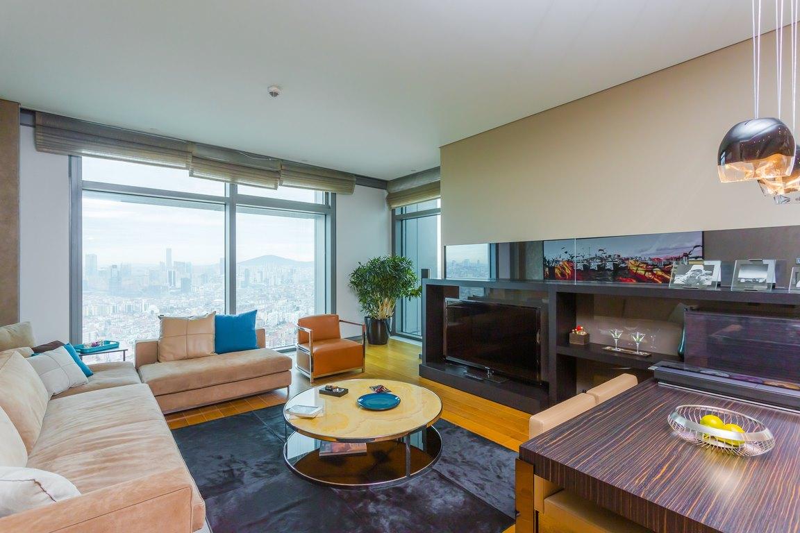 خرید آپارتمان پروژه EMAR HEIGHT استانبول