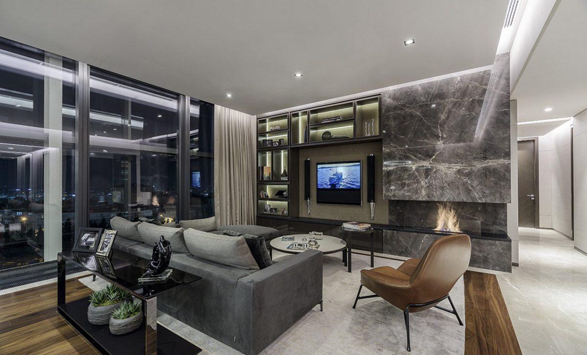 خرید آپارتمان لوکس درپروژه THE ADDRESS استانبول