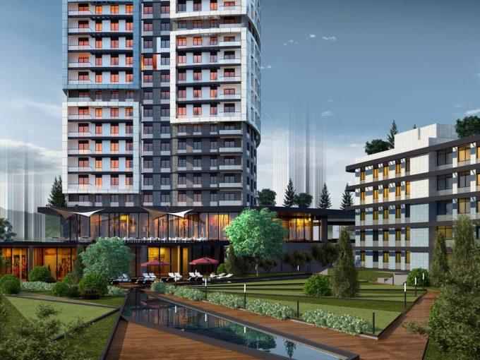 پروژه KARTAL TOWERS خریدو فروش ملک و خانه در استانبول