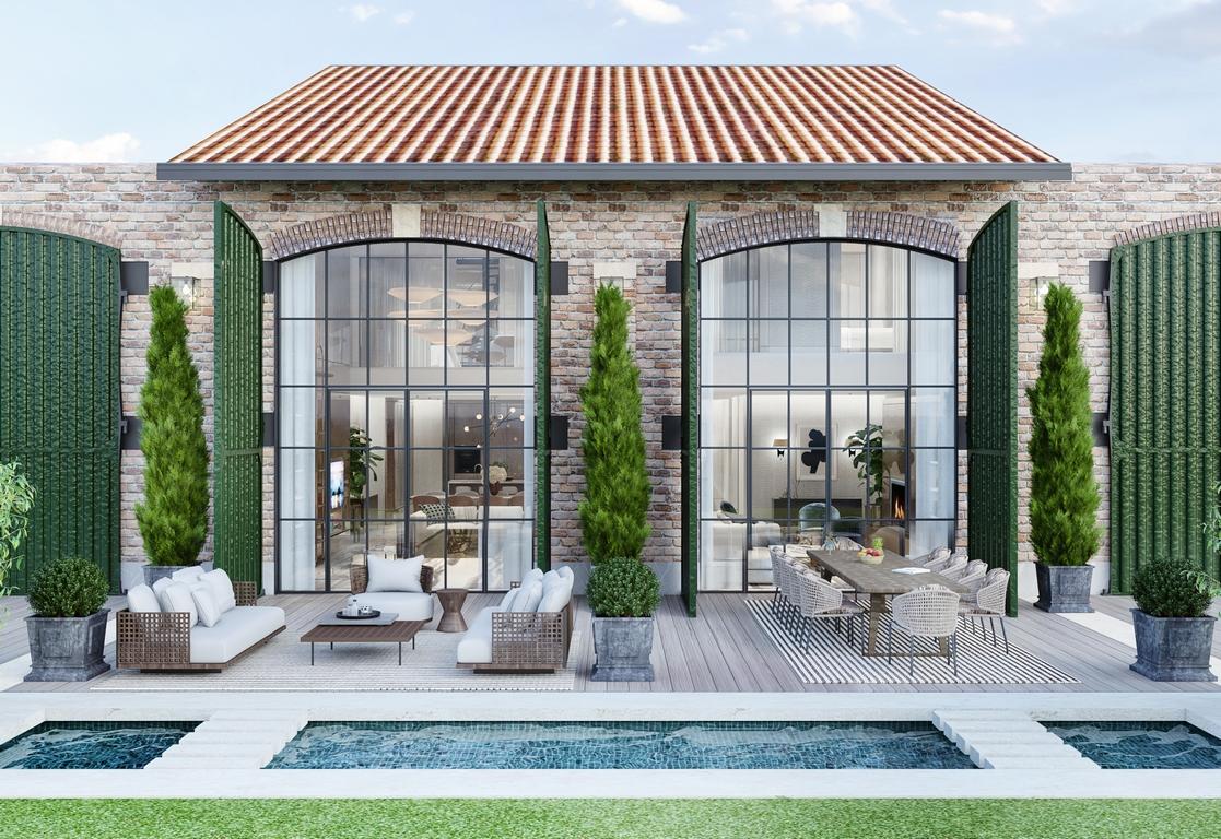 خرید خانه ویلایی پروژه CER LOFT استانبول