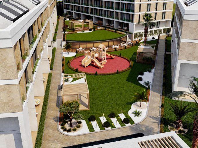 پروژه ALYAMERCAN خریدو فروش ملک و خانه در استانبول