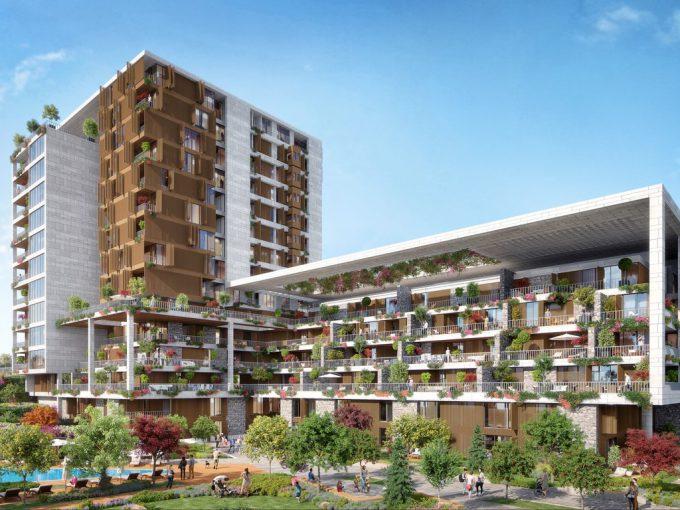 پروژه NARLIBE خریدو فروش ملک و خانه در استانبول