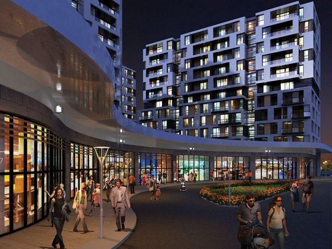 پروژه westside خریدو فروش ملک و خانه در استانبول
