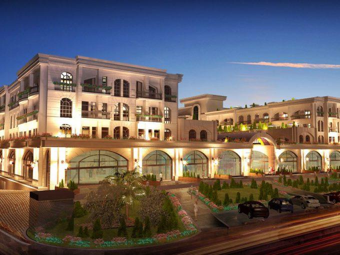 پروژه ottoman خریدو فروش ملک و خانه در استانبول