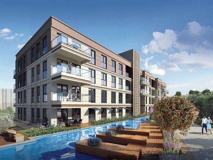 پروژه REFERANS خریدو فروش ملک و خانه در استانبول